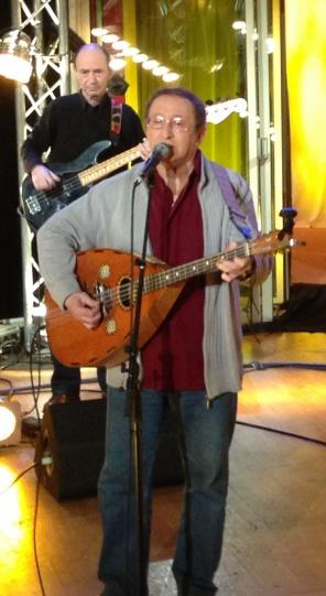 Ambiance Kabyle prochainement sur #TV5MONDE, #Acoustic invite Idir, le chantre de la musique berbère.