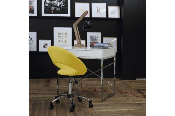 Fotel Biurowy Ringo Yellow