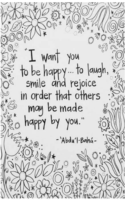 #hapiness # Bahai Quotes