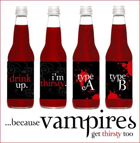Vampire Party!