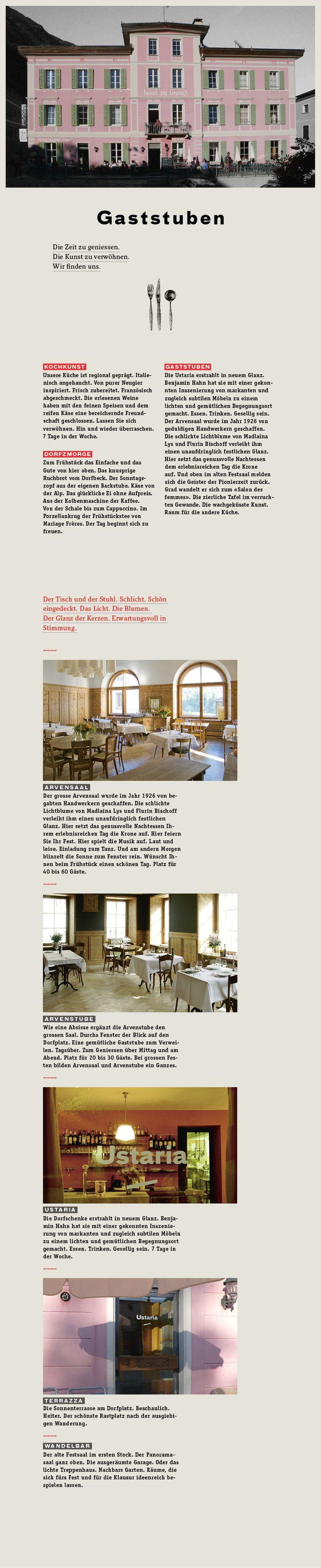 Hotel Piz Linard, Lavin im Unterengadin GR