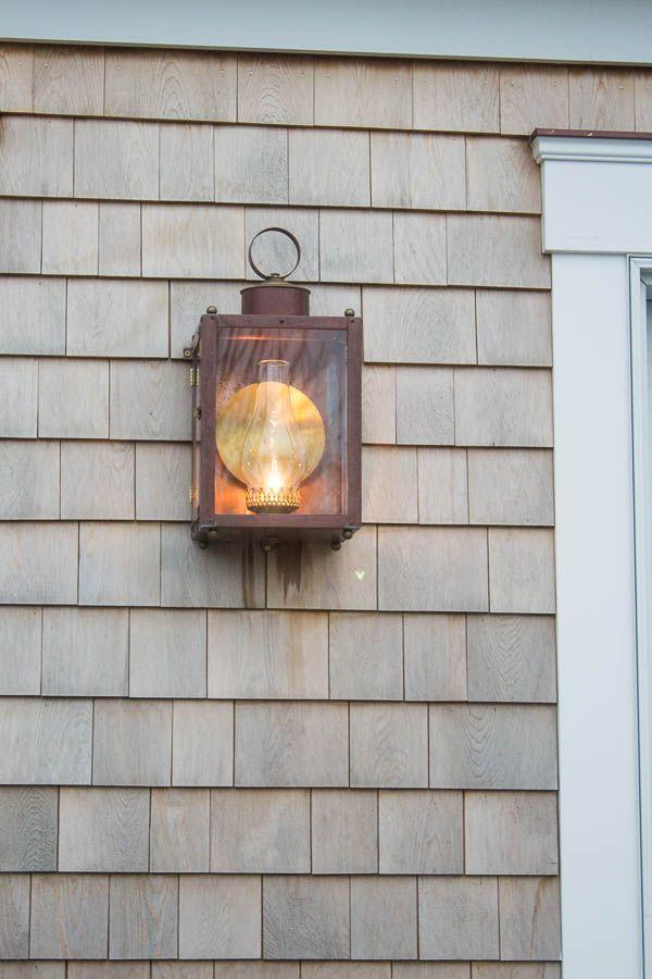 Nautical Exterior Lights HGTV Dream Home