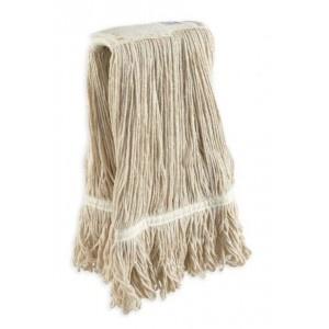 Mopa industrial Kentucky algodón hilo fino crudo extra 400 grs. 2 bandas