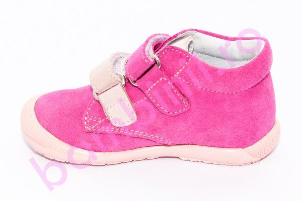 Ghete fete hokide flexibile 380 roz 18-24. Incaltaminte din piele pentru copii si adulti - bambinii.ro