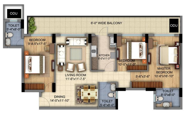 Moving advice make sure your floor plan is right for your for How to plan a house move