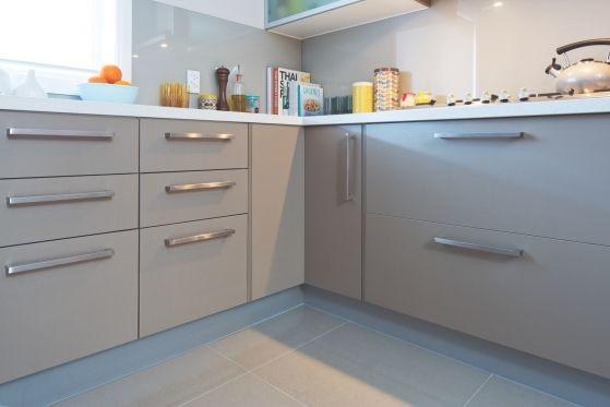 chocanilla cupboards kaboodle kitchen bunnings kitchen upstairs galley kitchen design on kaboodle kitchen design id=21666