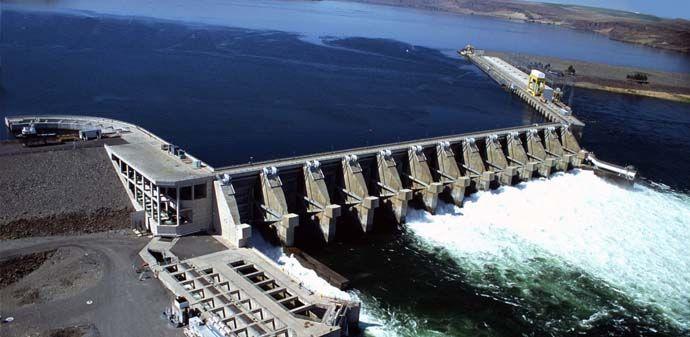 Sumber energi alternatif dari air atau hydropower
