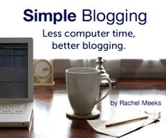 this blog has so many good ideas on how to use your time wisely