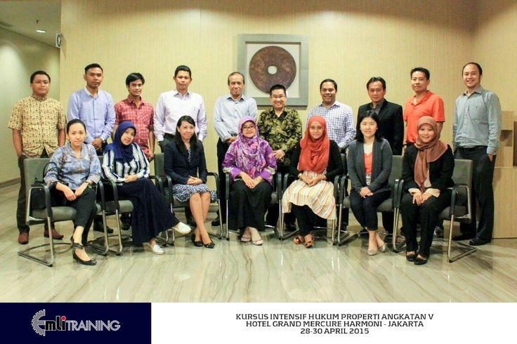 Alumni Kursus Intensif Hukum Properti Angkatan V