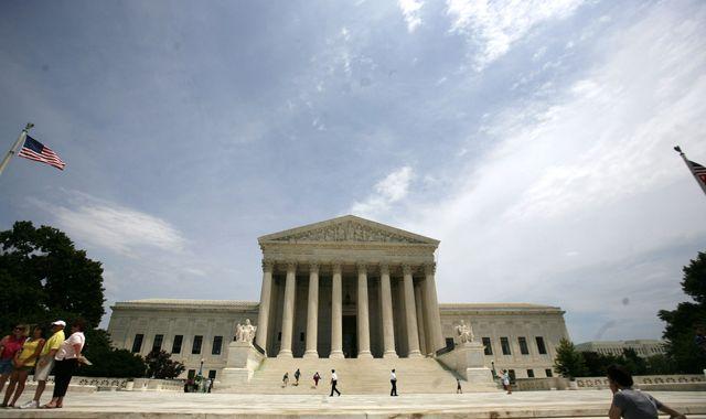 U.S. Supreme Court Gideon v. Wainwright