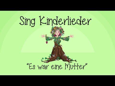 ▶ Es war eine Mutter - Kinderlieder zum Mitsingen | Sing Kinderlieder - YouTube