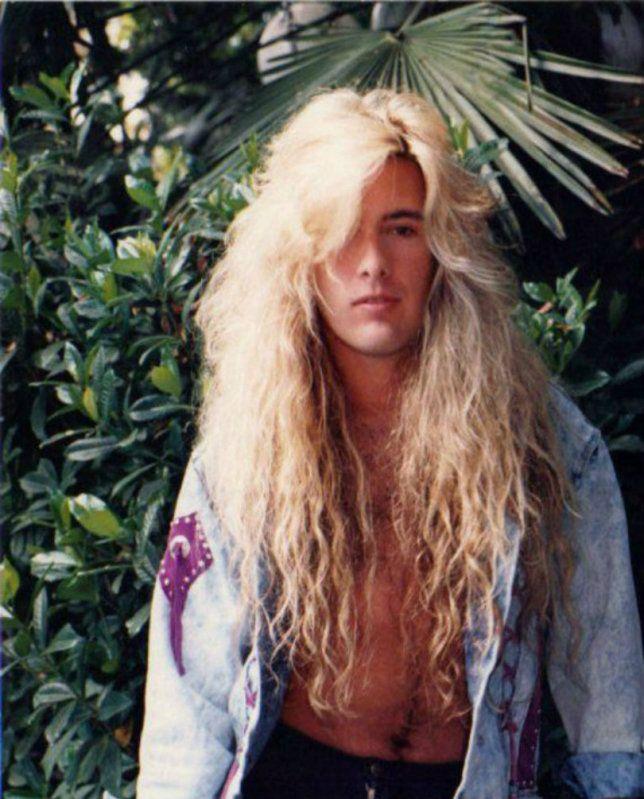 heavy metal long hairstyles hair