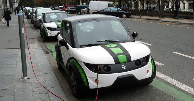 Auto ecologiche in aumento in Italia grazie agli ecoincentivi