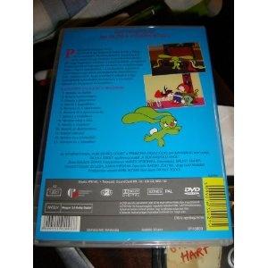 A Kockasfulu Nyul 1 / 13 Episodes / Region 2 PAL DVD / Hungarian Edition $12