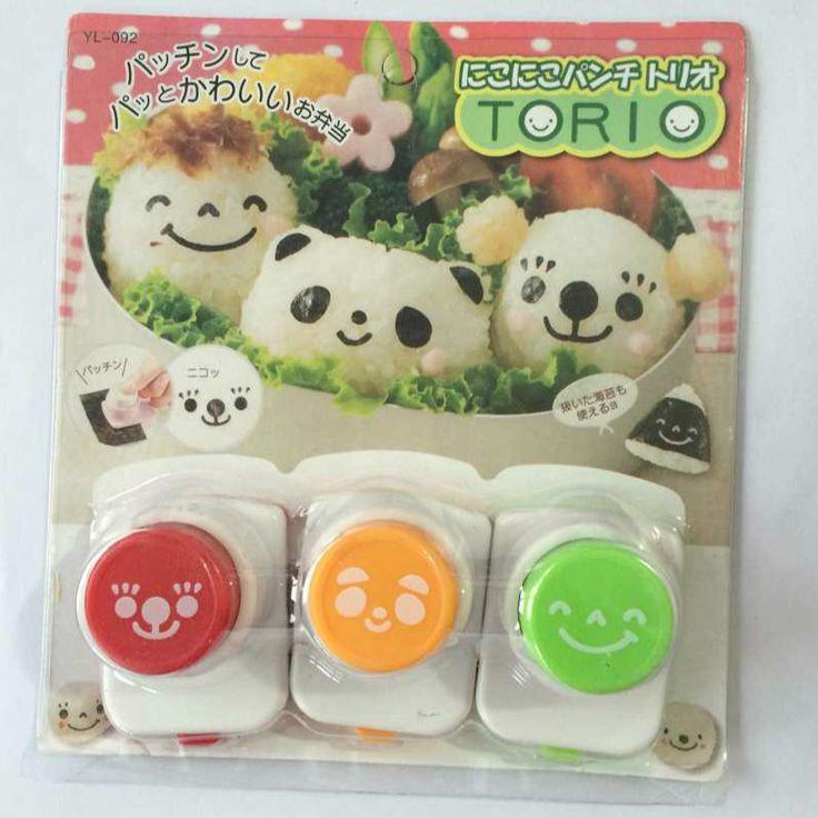 Les 25 meilleures id es de la cat gorie sushi de panda sur for Accessoire cuisine japonaise