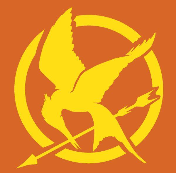 Hunger Games Pumpkin Carving Template Halloween