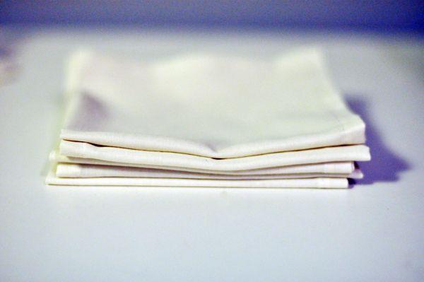 Sew Again: Cloth Napkins