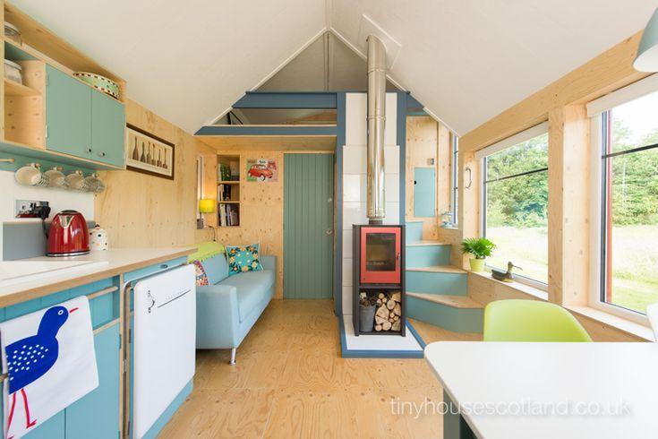 30 besten tiny house minimalistisch wohnen im minihaus bilder auf pinterest. Black Bedroom Furniture Sets. Home Design Ideas