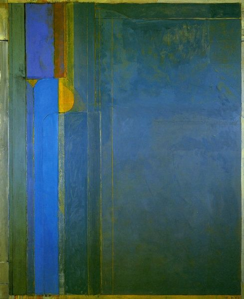 justanothermasterpiece: Richard Diebenkorn. INIGOSCOUT.com, blankets, abstract art, craft, cabins, freedom,