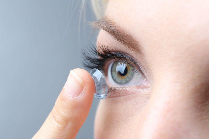 Лекарственные контактные линзы помогут при глаукоме