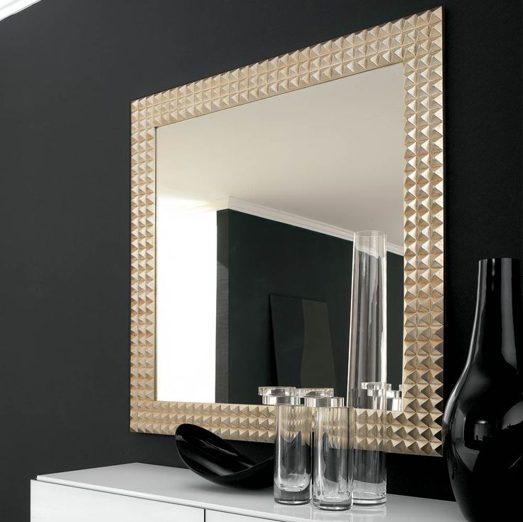 Best 25 Modern Wall Mirrors Ideas On Pinterest
