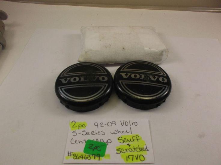 1992-2009 Volvo S50 S60 S70 S80 S90 Wheel Center hub Cap  8646379  oem 17VO #VOLVO