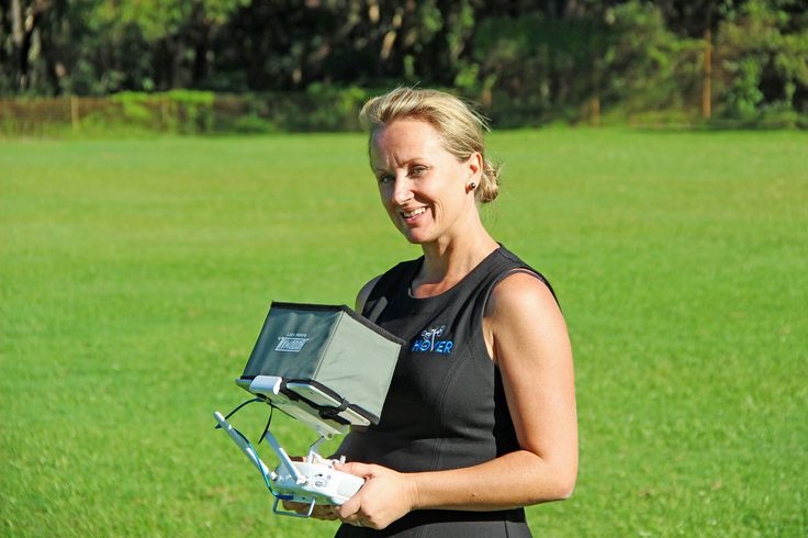 A passion for marine conservation and becoming a mom are two big reasons Jackie Dujmovic started her UAV company