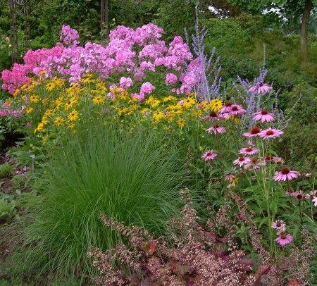 garden plan - flowers in Alberta