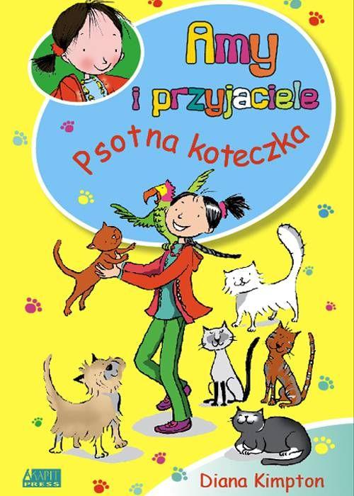 Psotna koteczka - Diana Kimpton