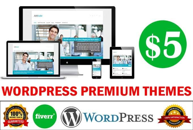 I will provide you expensive WordPress Premium Themes for your Blog or Website. Please visit this link:- https://www.fiverr.com/amir_expert/provide-expensive-wordpress-premium-themes-for-your-blog