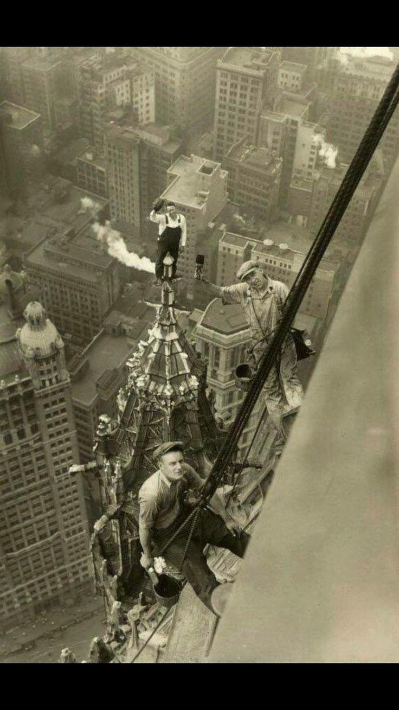 The Woolworth Building N.Y.C. 1926
