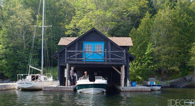 Lakeside in Canada