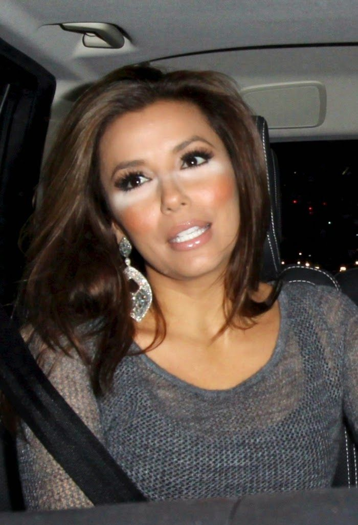 Beauty and the Mist - everything about beauty: Celebrity Make up Fails
