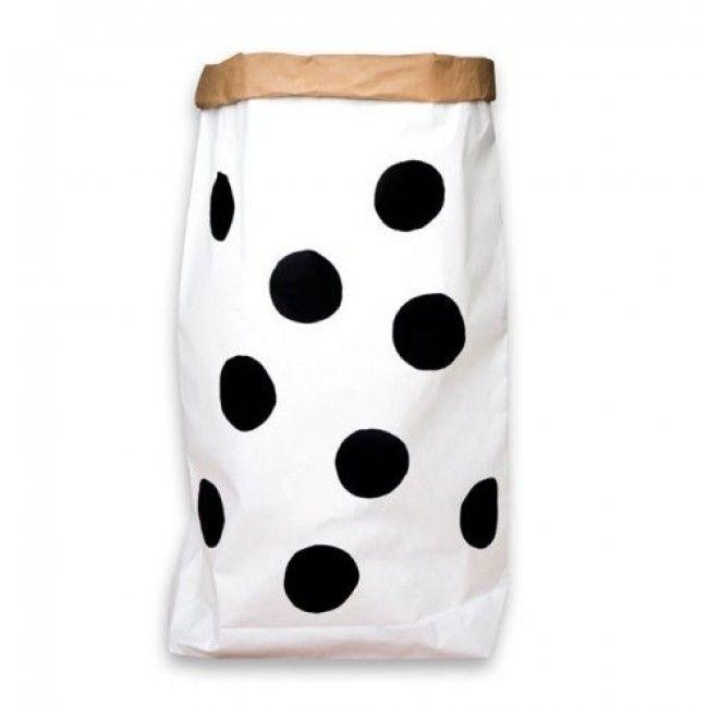 Paperbag XXL  - Stippen