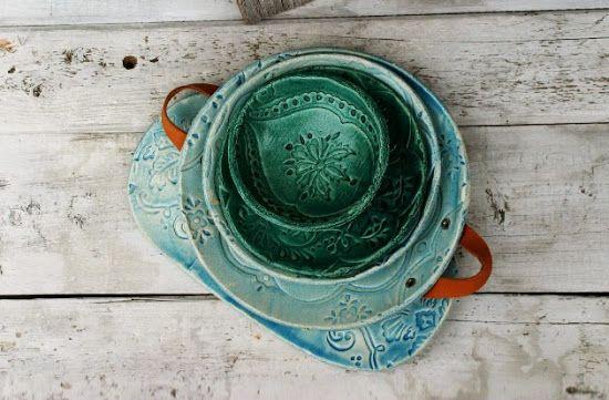 ApaCuka kerámia tányér