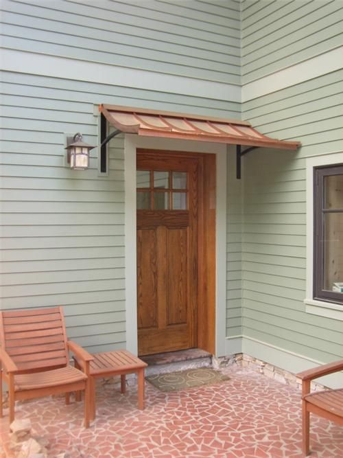 10 Best Door Awning Ideas Images On Pinterest Canopies