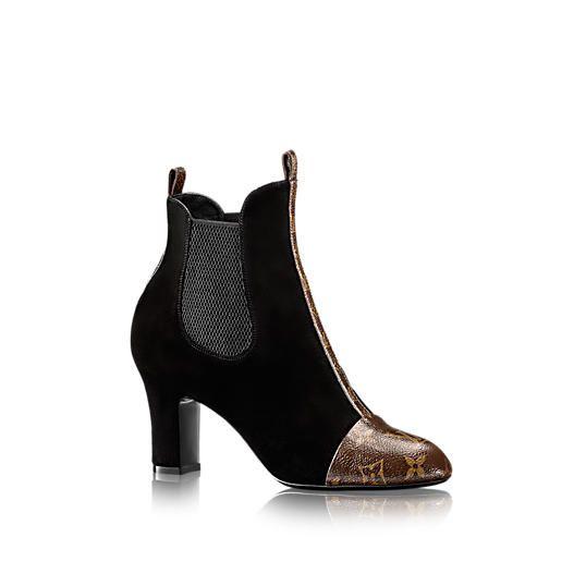 Revival Ankle Boot + - Shoes   LOUIS VUITTON
