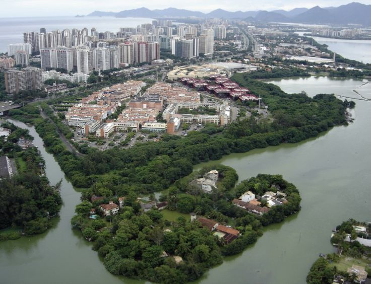 Barra da Tijuca (RJ) 2007; foto: Ana Cecília Campos - QUAPASEL Research