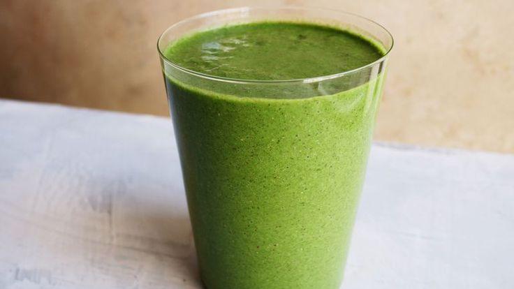 Mit diesem grünen Smoothie fühlen Sie sich SO gesund   – Green smoothies