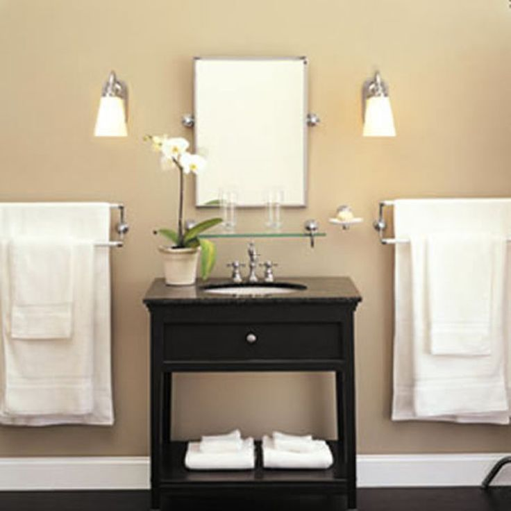 Bathroom Lighting | Bathroom Light Fixtures, The Following Is A Modern  Bathroom With .