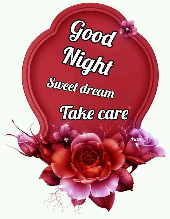 Take Care Good Night Good Night Image Good Night Good