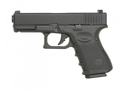 REPLIKA G23 Heavy Weight METAL AUTO BACK Gas Pistol [KJW]