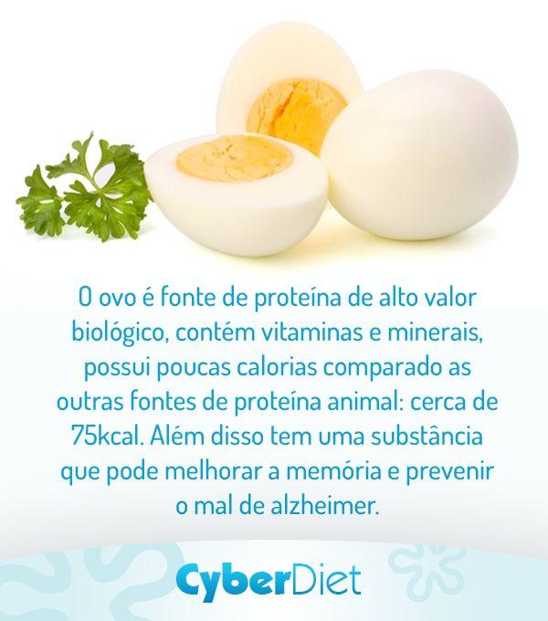 Você tem o hábito de comer ovo toda semana? Não esqueça de incluir essa fonte de proteína na sua refeição! http://maisequilibrio.com.br/ovo-e-saudavel-2-1-1-154.html?origem=Pinterest