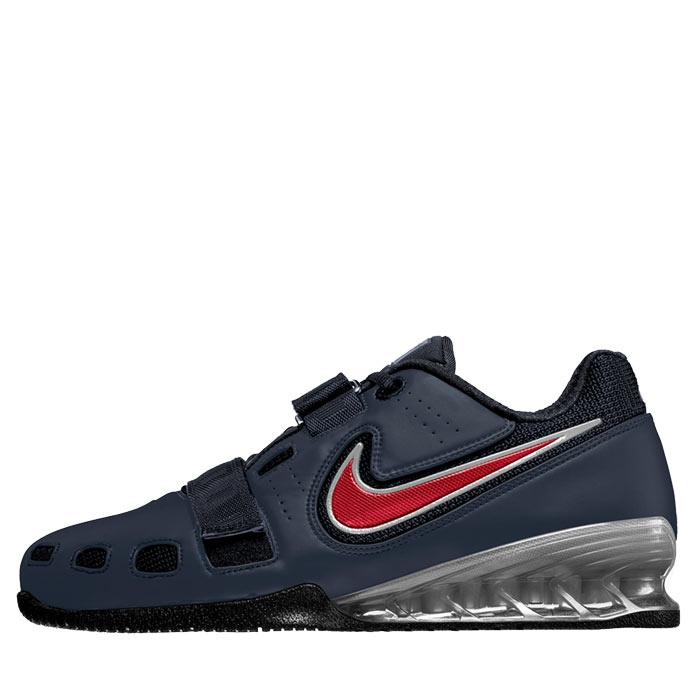 Nike Romaleos 2 Weightlifting Shoes (Obsidian) - My soon to be new toy for them squats!