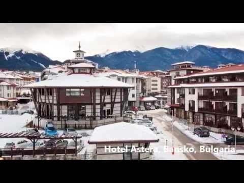 Hotel Astera, Bansko, Bulgaria