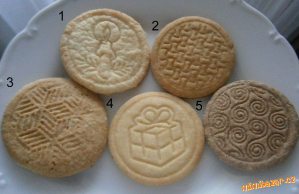 Sušenky razítka tescoma