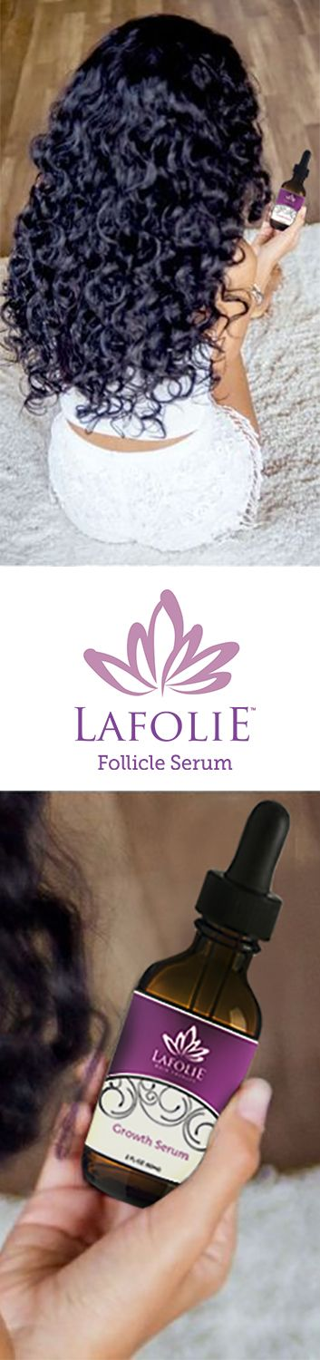 Proven to promote natural hair growth La Folie has been getting recognition around the industry.