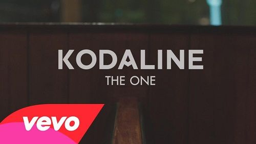 """New #RockMusicVideo From #Kodaline - """"The One"""" on #SuperIndyKings"""