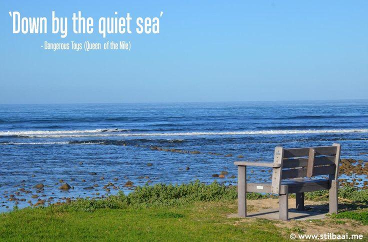 A quiet ocean - Stilbaai Photo: www.stilbaai.me
