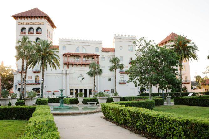St Augustine Romantic Hotels Casa Monica Resort Spa Autograph Collection Resort Spa Florida Hotels Wedding Venues Beach